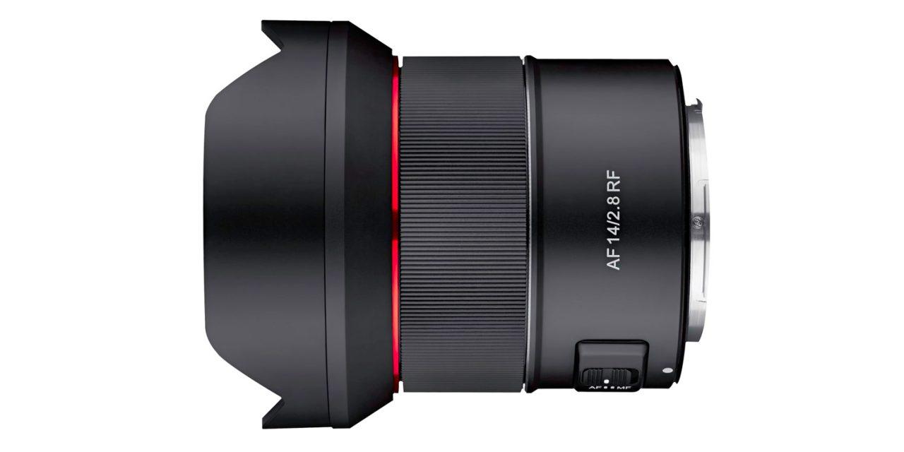 Samyang bringt 14mm-Superweitwinkel für Canon RF