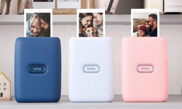 Neu von Fujifilm: Smartphone-Drucker Instax mini Link Printer