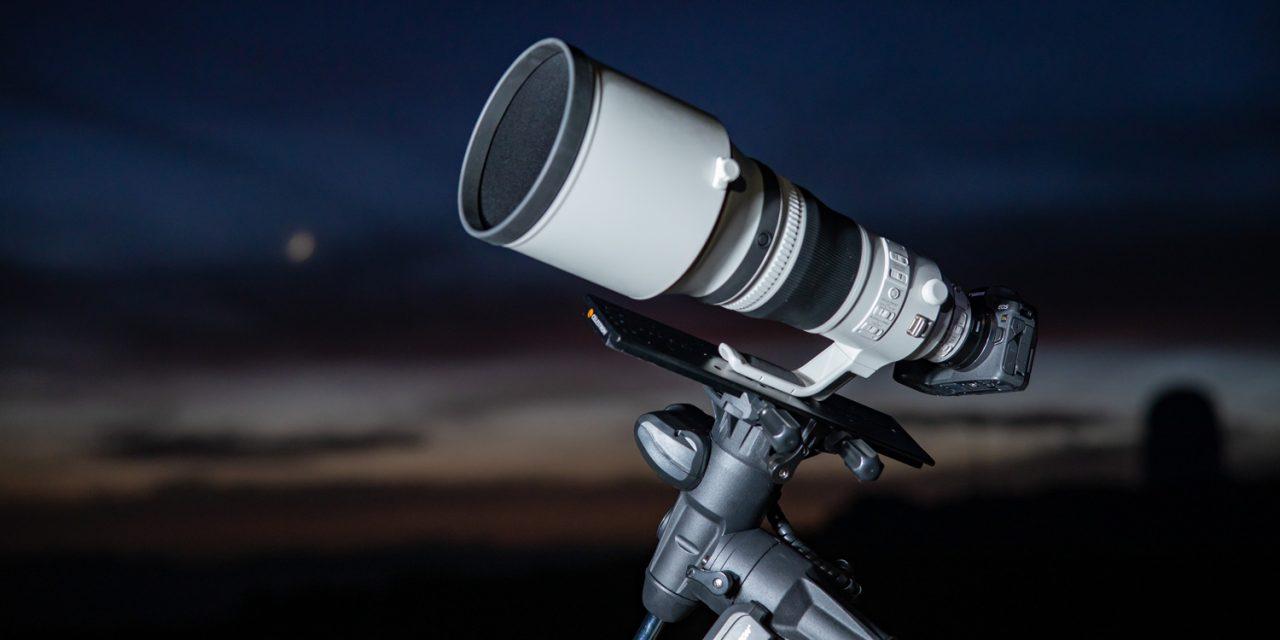 Canon bringt modifizierte EOS Ra speziell für Astrofotografie
