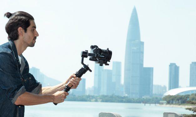 FeiyuTech G6Max: Gimbal für große Kompakt- und kleine Systemkameras