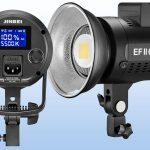 Jinbei LED-Dauerlicht EFII-60 vorgestellt