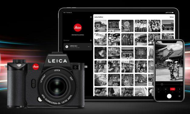 Leica Fotos 2.0 für iOS und Android veröffentlicht