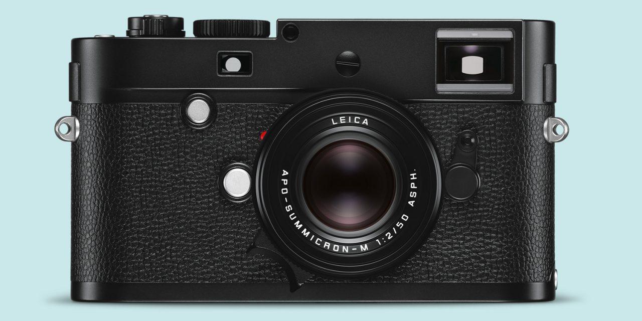"""Leica bringt M Monochrom (Typ 246) """"Leitz Wetzlar"""""""