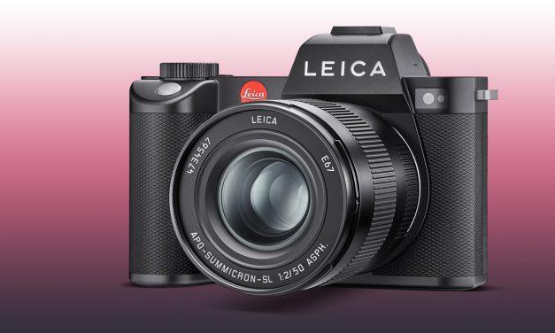 Leica SL2 mit 47,3 Megapixel offiziell vorgestellt