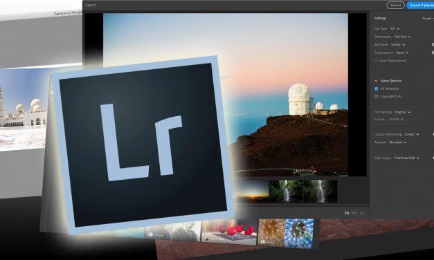 Lightroom und Lightroom Classic: Adobe bringt umfangreiche Updates