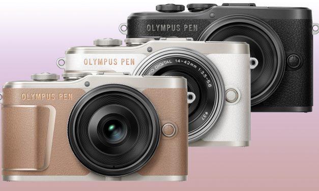 Olympus bringt Pen E-PL10 mit wenig Neuerungen (aktualisiert)