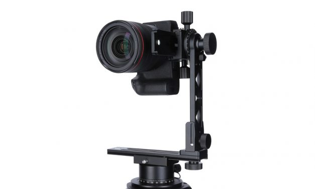 Rollei bringt verbesserten Panoramakopf 200 Mark II