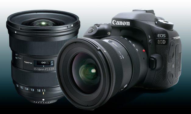 Für Canon und Nikon: Weitwinkelzoom atx-i 11-16mm F2.8 CF von Tokina