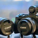 Unterwegs und fotografiert mit der Canon EOS M6 Mark II
