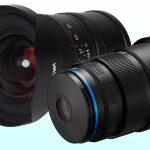 Jetzt auch für Canon RF und Nikon Z: Laowa 12mm f/2,8 Zero-D und 25mm f/2,8 Ultra Macro 2,5-5x