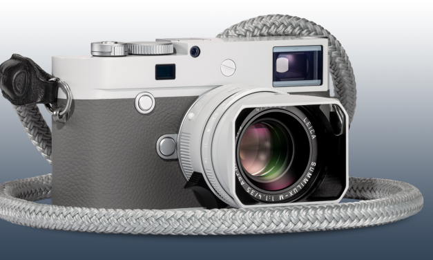 """Sonderedition Leica M10-P """"Ghost"""" Edition for Hodinkee vorgestellt"""