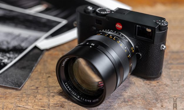 Neu von Leica: Porträt-Objektiv Summilux-M 1:1.5/90 ASPH.