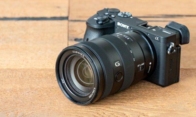 Ausprobiert: Sony Alpha 6600 mit Zoom E 16–55 mm F2.8 G