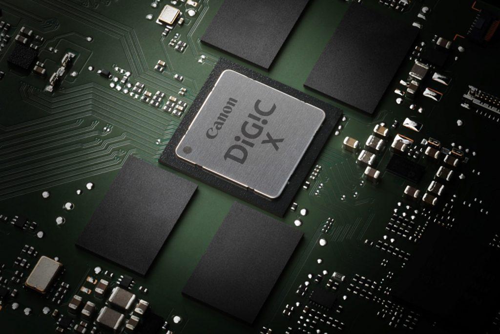 DIGIC X Prozessor