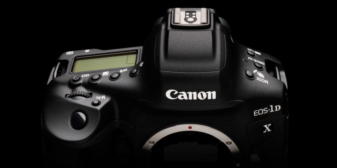 EOS-1D X Mark III – das neue Flaggschiff von Canon offiziell vorgestellt (aktualisiert)
