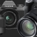 Neu von Fujifilm: Kamera X-T200 für ein und Aufsteiger, zwei Objektive