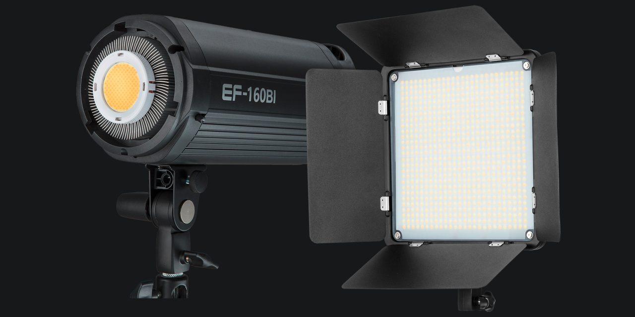 Neues LED-Dauerlicht von Jinbei