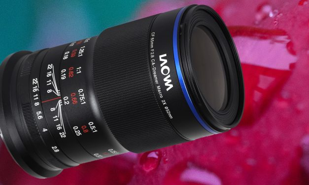Neu von Laowa: 65mm f/2,8 2X Ultra Macro für APS-C