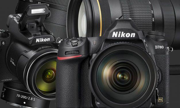 Nikon zündet Neuheiten-Feuerwerk zum Jahresbeginn