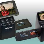 Neu von Reflecta: Dia- und Film-Scanner x22-Scan und x33-Scan