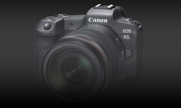 Canon bestätigt: EOS R5 filmt mit 8K/30p und Dual Pixel CMOS AF