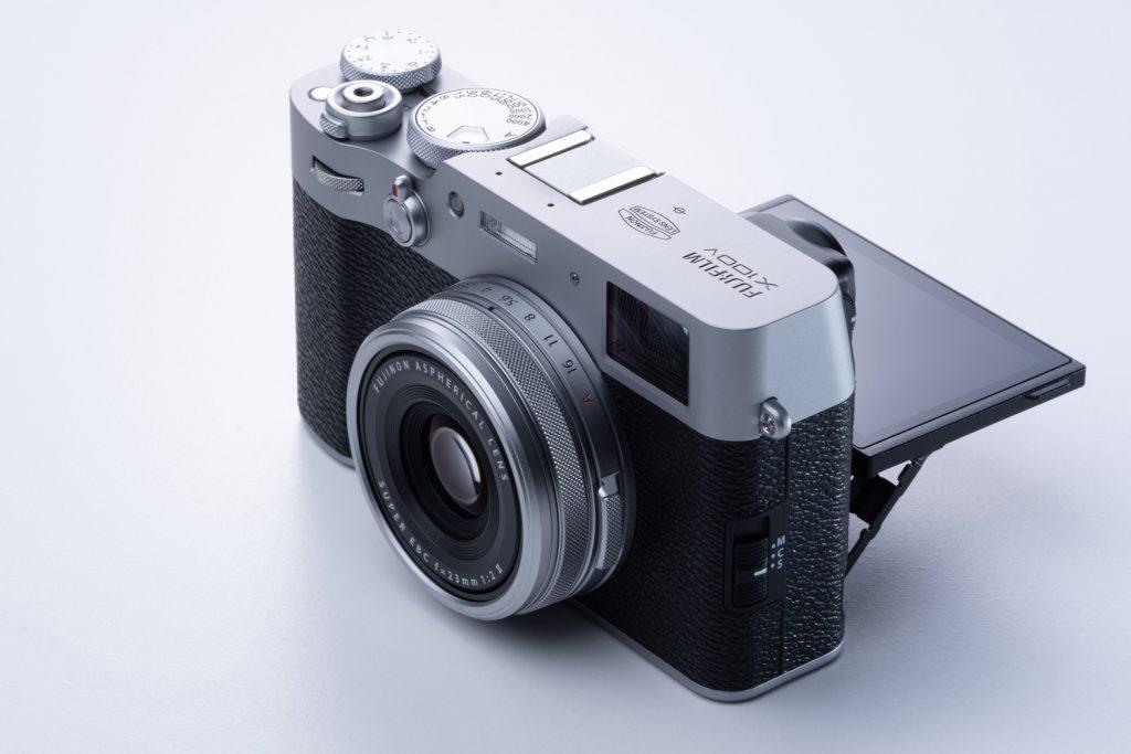 FUJIFILM-X100V