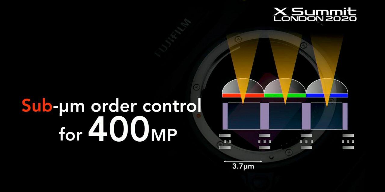 GXF 100: Fujifilm verspricht 400-Megapixel-Modus
