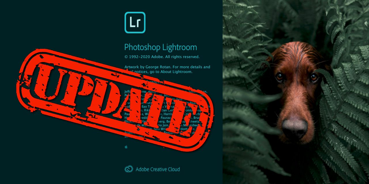 Updates für Lightroom Classic und Lightroom veröffentlicht