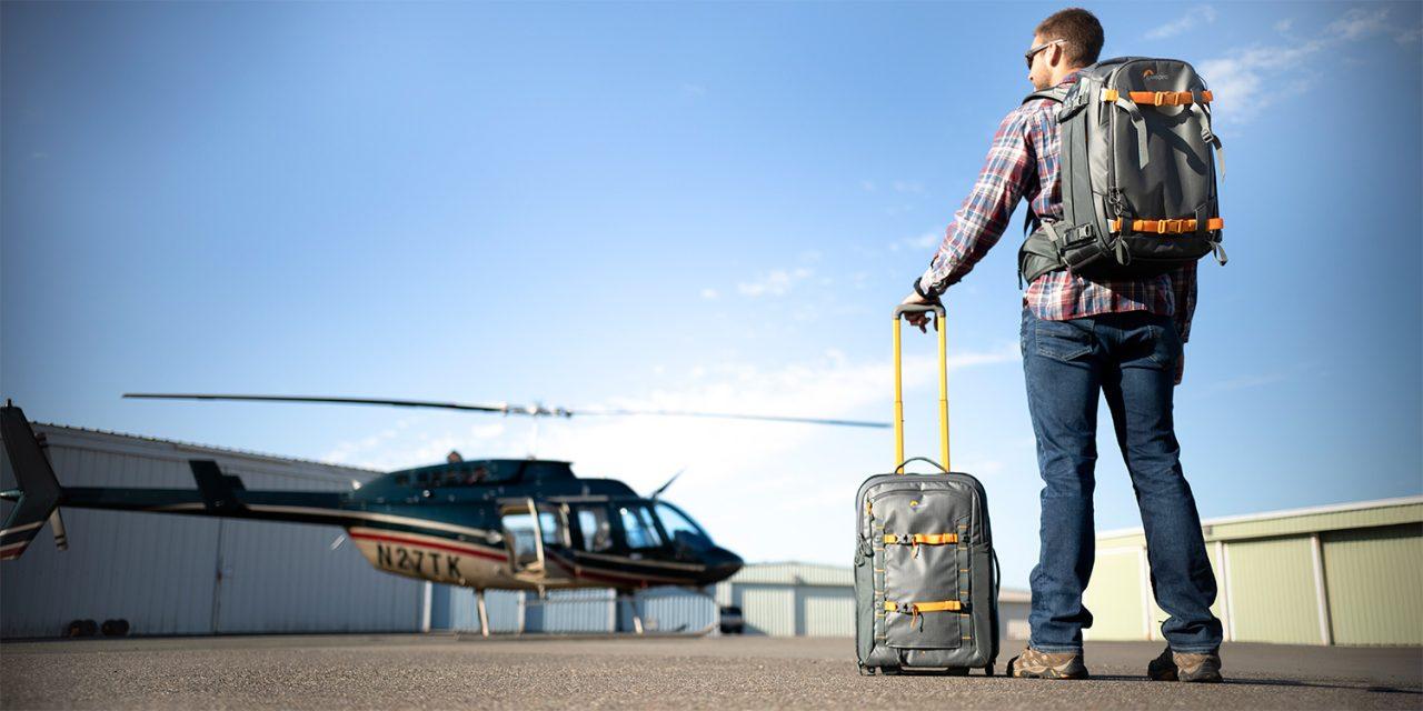 Lowepro bringt Rollkoffer Whistler RL 400 AW II für den reisenden Fotografen
