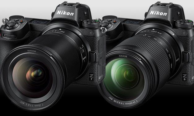 Neu für Nikon Z: 20 mm 1:1,8 S und 24–200 mm 1:4–6,3 VR