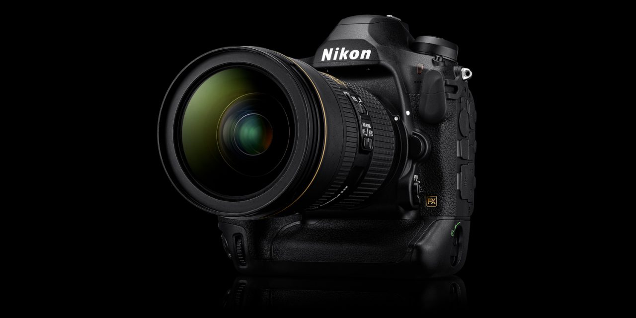 Nikon D6 wohl noch im Mai erhältlich
