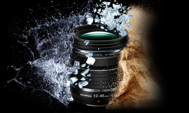 Olympus präsentiert: ED 12-45 mm F4.0 PRO, das leichteste Zoom seiner Klasse