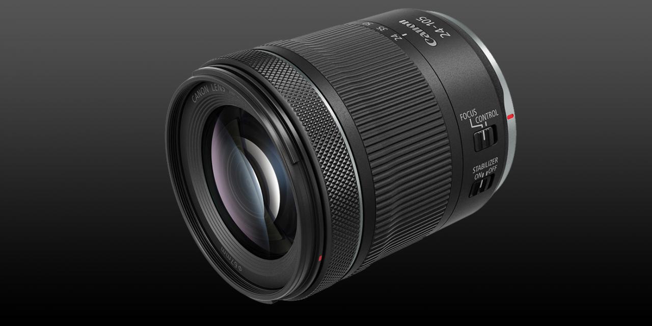 Canon RF: RF 24-105mm F4-7.1 IS STM präsentiert, weitere Objektive angekündigt (aktualisiert)
