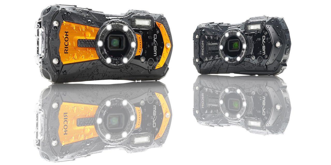 Ricoh stellt Outdoor-Kamera WG-70 vor