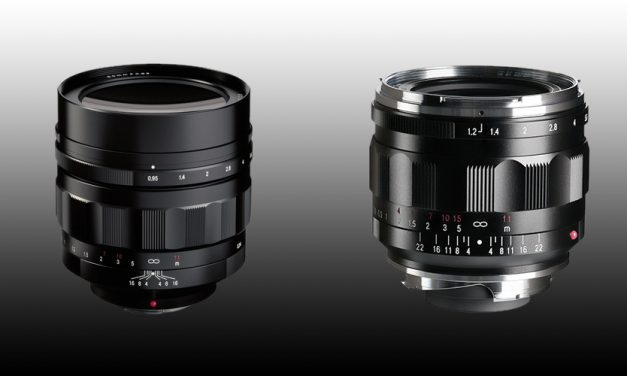 Neu in Japan: Voigtländer Nokton 60mm F0.95 für Micro Four Thirds und Nokton 35mm F1.2 III für Leica M