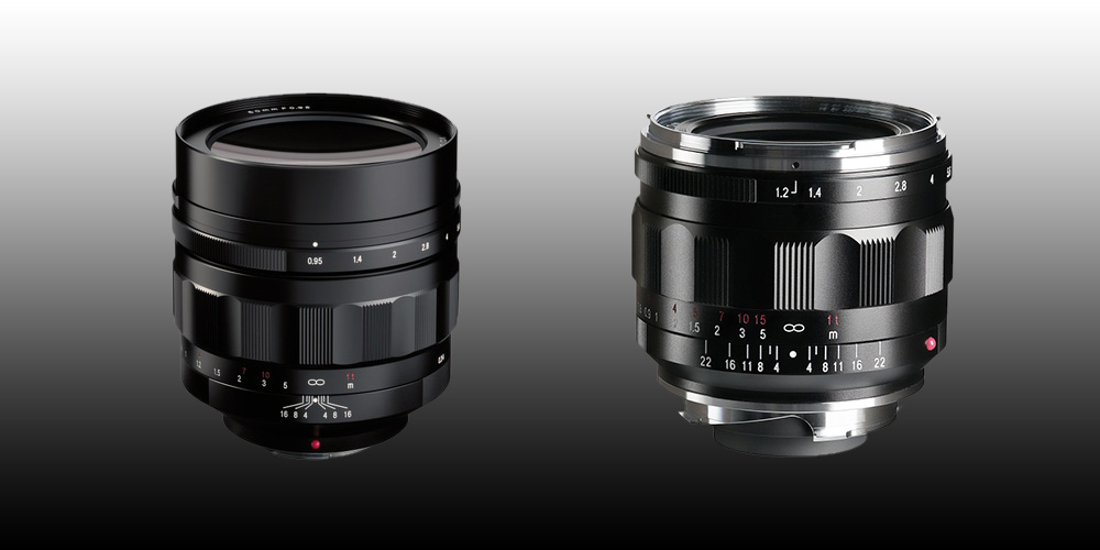 Neu von Voigtländer: Nokton 60mm F0.95 für Micro Four Thirds und Nokton 35mm F1.2 III für Leica M (aktualisiert)