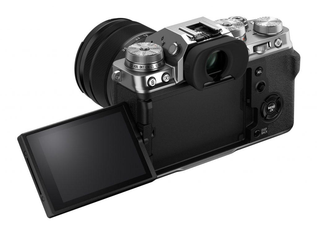 Fuji X-T4 Display