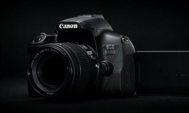 Canon kündigt Einsteiger-DSLR EOS 850D an (aktualisiert)