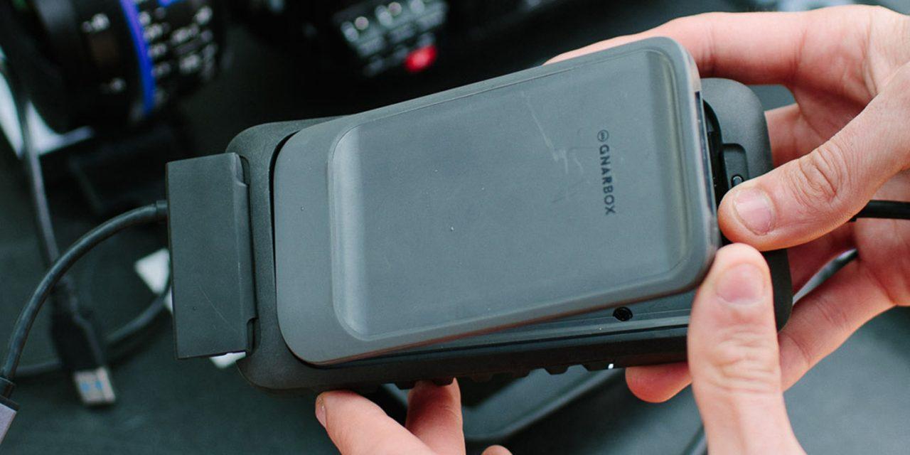 Gnarbox 2.0 SSD – mobiler Backup-Speicher speziell für Fotografen und Filmer