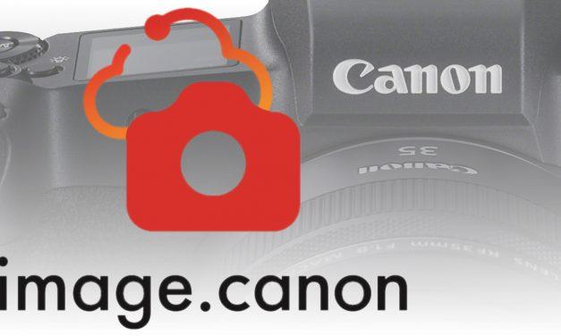 image.canon: neuer Cloud-Service von Canon mit mehr als nur Speicherplatz
