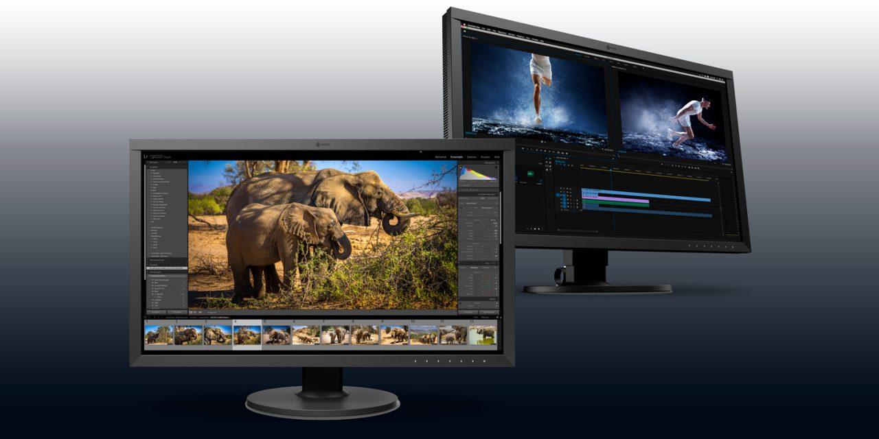 Eizo bringt ColorEdge CS2740 – 27-Zoll-Monitor für mobile Video- und Bildbearbeiter (aktualisiert)