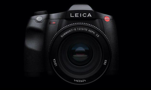 Leica S3 mit 64 Megapixel ist fertig und ab sofort zu haben