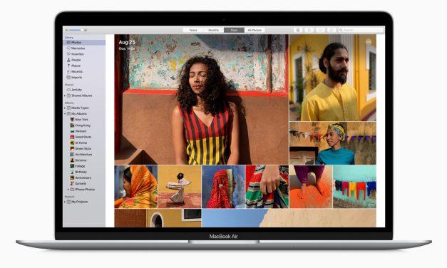 Apple aktualisiert MacBook Air und Mac mini