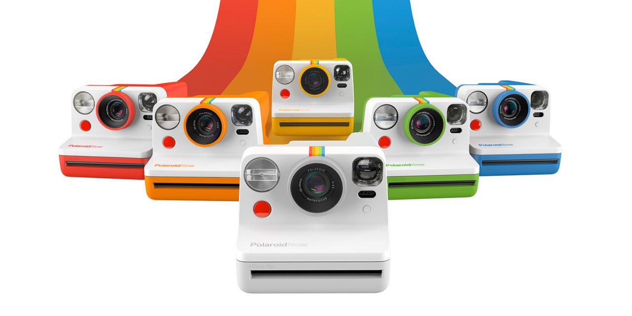 Polaroid Originals wird zu Polaroid und stellt neue Kamera Polaroid Now vor