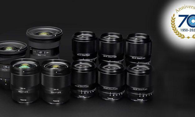 Tokina enthüllt Pläne für 2020: Neue Objektive für Sony E, Fuji X sowie Canon- und Nikon-DSLR kommen