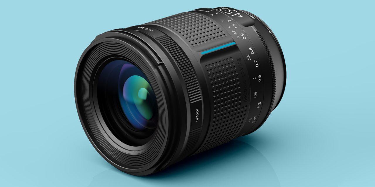 Irix stellt Normalbrennweite 45mm F/1.4 für DSLR von Canon, Nikon und Pentax vor