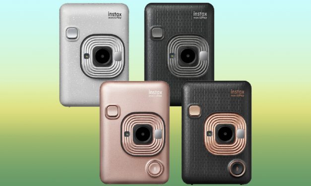 Fujifilm bringt Instax-Kameras in neuen Farben