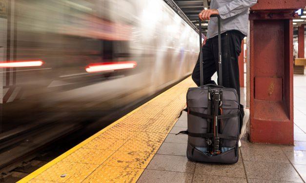 Manfrotto Manhattan Runner-50: Fotokoffer und Reise-Trolley in einem