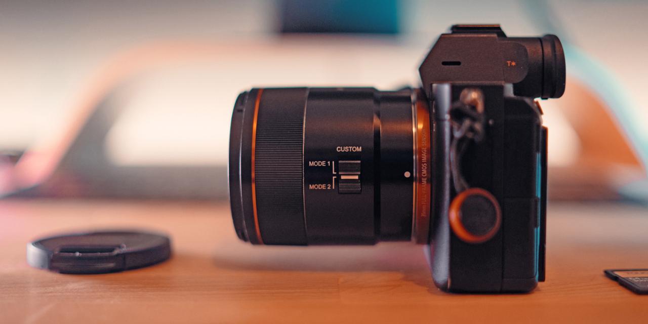 Samyang bringt erschwingliches Porträtobjektiv AF 75mm F1.8 FE für Sony E