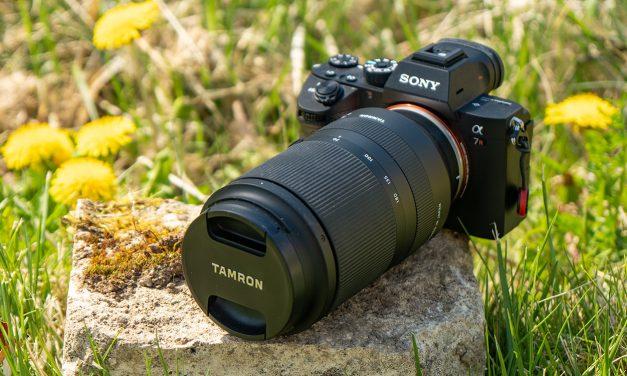 Vorabtest: Tamron 70-180mm F/2.8 Di III VXD für Sony E